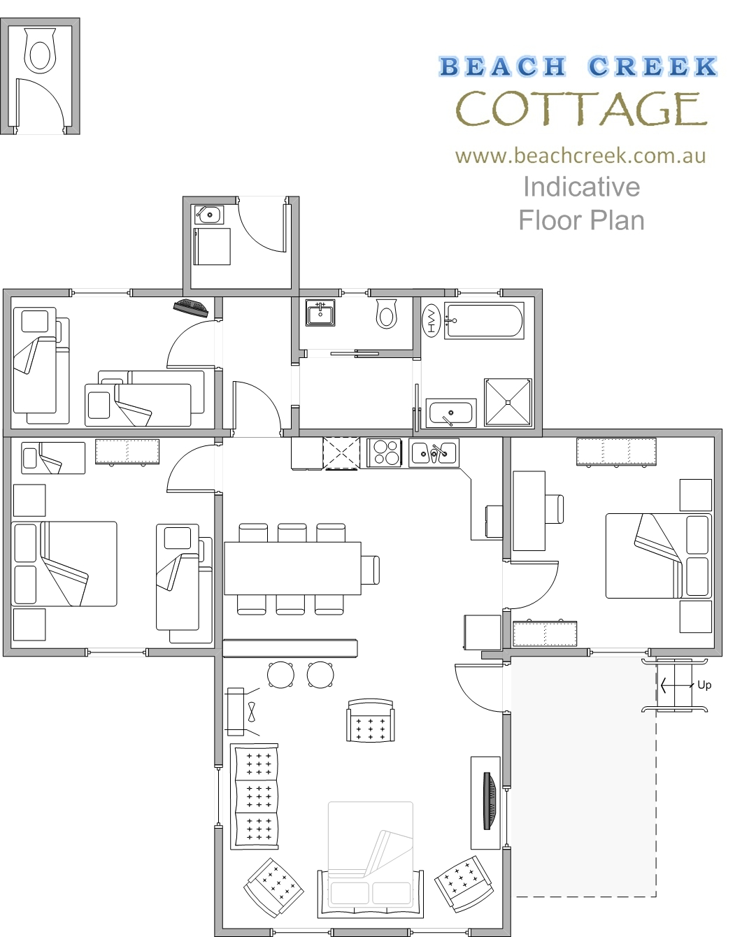 Pics Photos - Beach House Plans Floor Plan